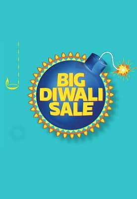 Big Diwali Sale Flipkart 2019