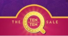 Tata Cliq : The Ten-Ten Sale