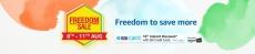 Smartphone : Amazon Freedom Sale 2019