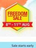 Amazon Freedom Sale started soon