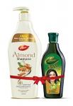 FreeBie :Dabur Almond Shampoo 200ml