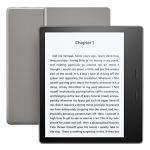 Kindle Oasis – 7″ High Resolution Display, Waterproof, 8 GB, WiFi