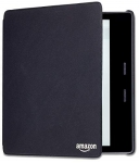 Kindle Oasis Leather Amazon Cover (9th Gen), Black