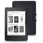 Kindle Starter Pack with Kindle Paperwhite WiFi E-Reader – Black (MRP Rs 10,999), NuPro SlimFit Cover for Kindle Paperwhite (MRP Rs 1,299)