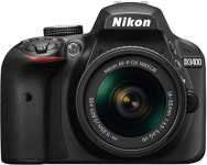 Protected: Nikon D3400 DSLR Camera with (18-55mm & 70-300mm Lens)