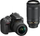 Nikon D3400 Digital Camera Kit (Black) with Lens.
