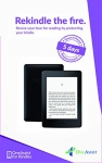 OneAssist 1 Year Total Protection Plan for Kindle Voyage WiFi – 5 Days Replacement Guarantee