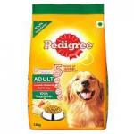Freebie : Pedigree Adult Dry Dog Food 1.2kg Vegetarian