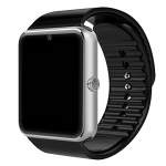 Rextan GT08 Bluetooth Smart Watch with SIM Card Slot, Call, Message and Camera Support Suitable for iOS & Android Devices