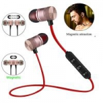 Sports Magnetic Bluetooth Headphone with Noise Isolation