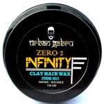 UrbanGabru Zero to Infinity Hair Wax for Strong Hold and Volume – 100 g
