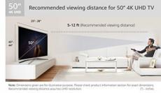 Vu LEDN50K310X3D 127 Cm (50Inches) Iconium 4K Ultra Hd Smart Led Television